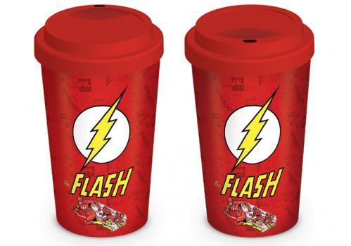 DC COMICS - The Flash - Mug de voyage 340ml
