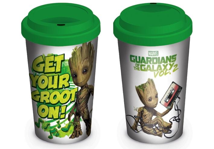 GUARDIANS OF THE GALAXY 2 - Travel Mug 340 ml - Get Your Groot On