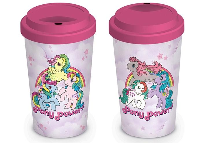MY LITTLE PONY - Travel Mug 340 ml - Pony Power