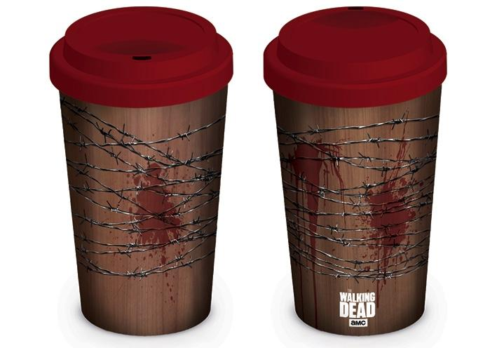 WALKING DEAD - Travel Mug 340 ml - Lucille