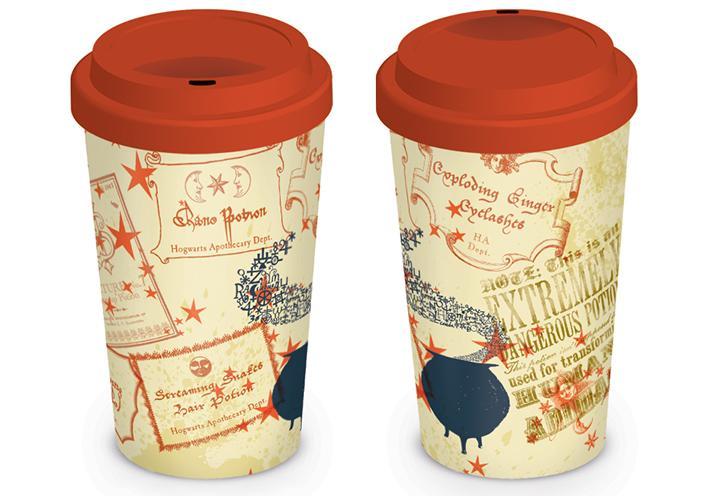 HARRY POTTER - Travel Mug 340 ml - Pötions