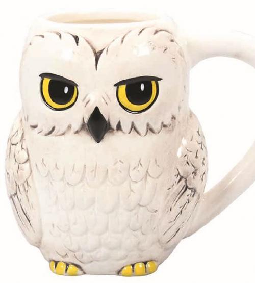 HARRY POTTER - Hedwige - Mini Mug 3D