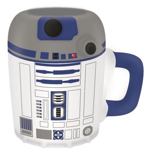 STAR WARS - R2D2 - Mini Mug 3D