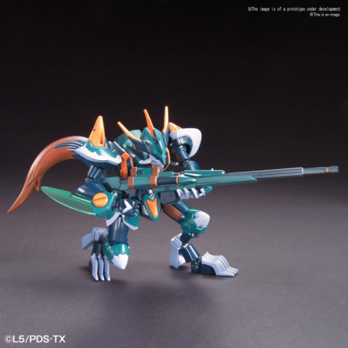 GUNDAM - LBX - Fenrir - Model Kit