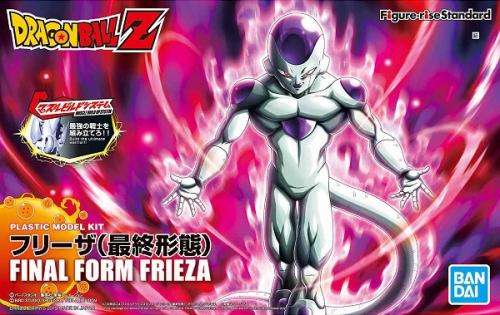 DRAGON BALL - Final Form Frieza - Model Kit Figure-rise Standard