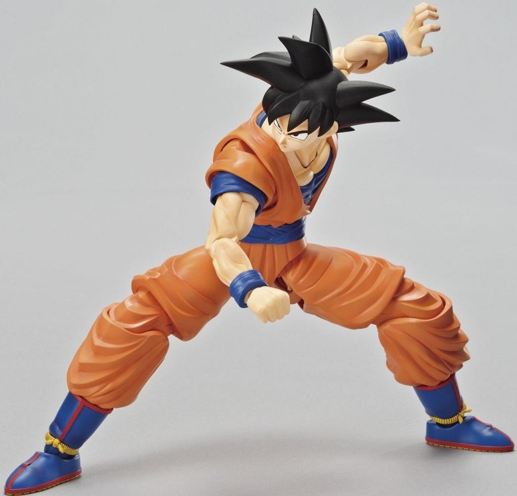 DRAGON BALL - Son Goku - Model Kit Figure-rise Standard_2