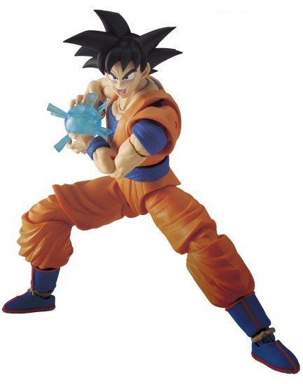 DRAGON BALL - Son Goku - Model Kit Figure-rise Standard_4