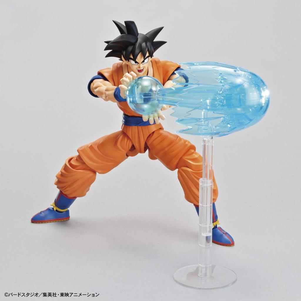 DRAGON BALL - Son Goku - Model Kit Figure-rise Standard_6