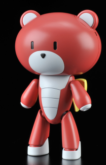 GUNDAM - HGPG 1/144 Petit'gguy Burning Red - Model Kit 8cm