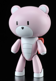 GUNDAM - HGPG 1/144 Petit'gguy Future Pink - Model Kit 8cm