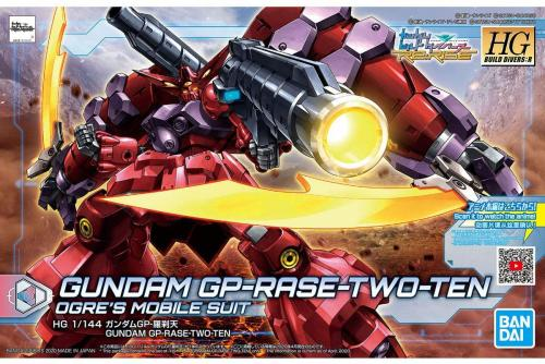 GUNDAM - HG 1/144 Gundam GP-Rase-Two-Ten - Model Kit
