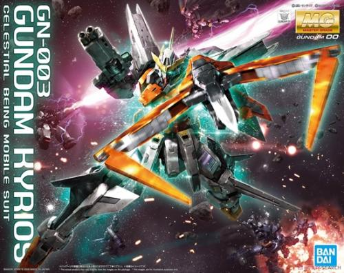 GUNDAM - MG 1/100 Gundam Kyrios - Model Kit
