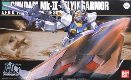 GUNDAM - HGBDR 1/144 Gundam II Core G-3 Color - Model Kit