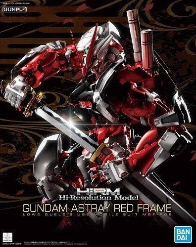 GUNDAM - MG - Astray Red Frame Hi Res - Model Kit - 16cm