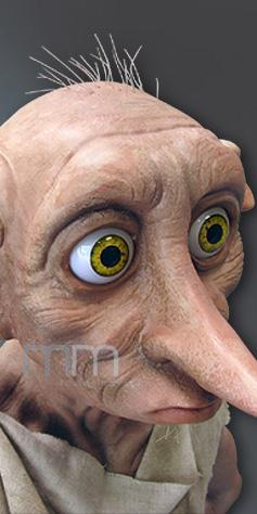 HARRY POTTER - Life Sized Dobby Statue - 95cm_2