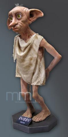 HARRY POTTER - Life Sized Dobby Statue - 95cm_4