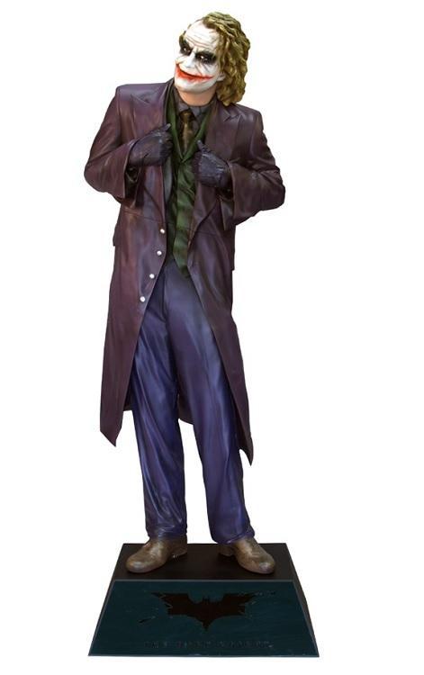 DC COMICS - Joker Life-Sized Statue - 206cm_1