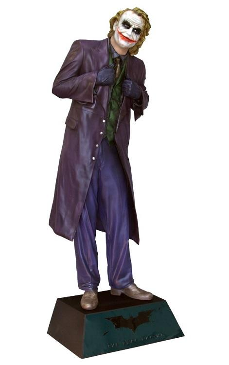 DC COMICS - Joker Life-Sized Statue - 206cm_2