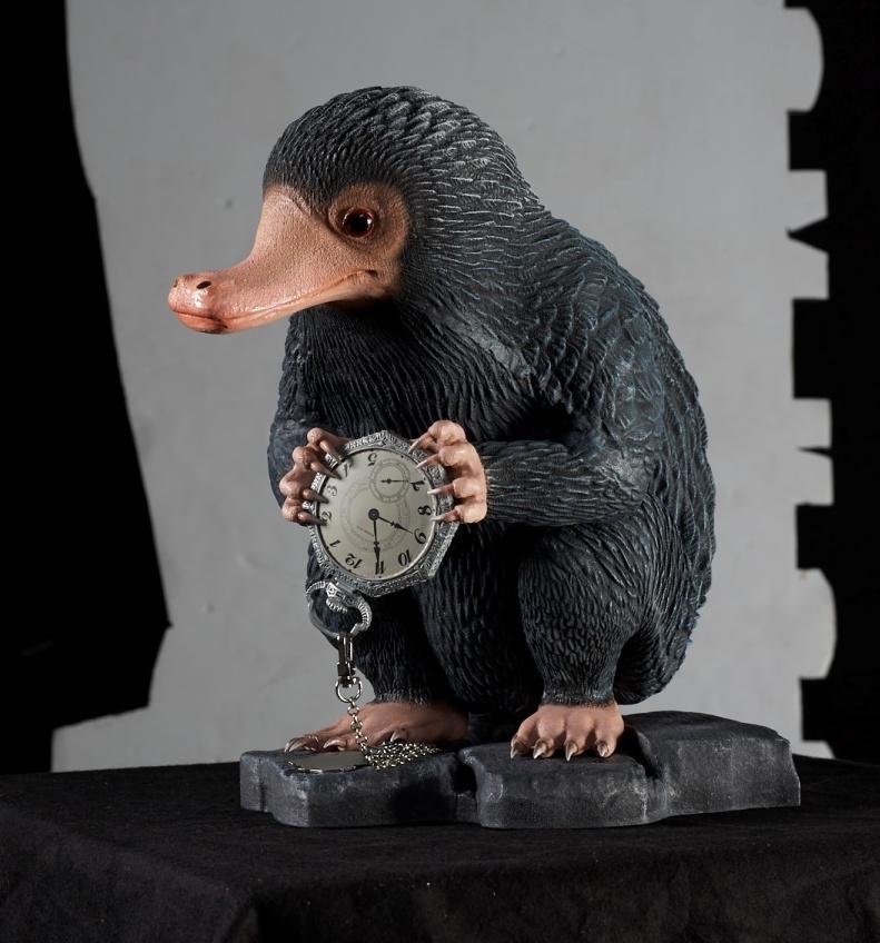 FANTASTIC BEASTS - Niffler Life-Sized Statue - 32cm_2