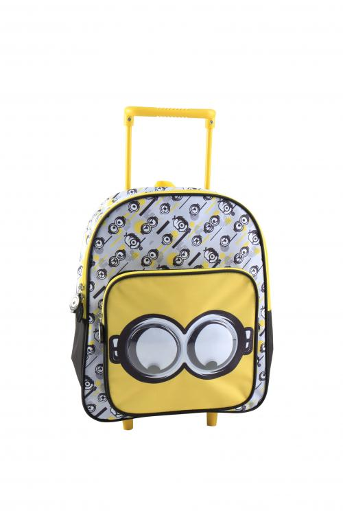 MINIONS - Glasses - Sac à dos trolley