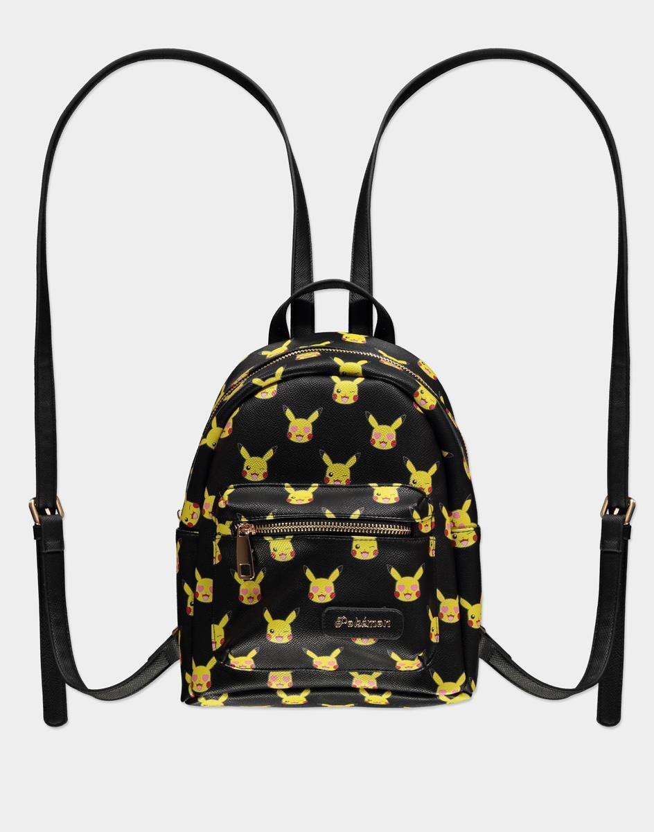 POKEMON - Pikachu - Mini sac à dos_1