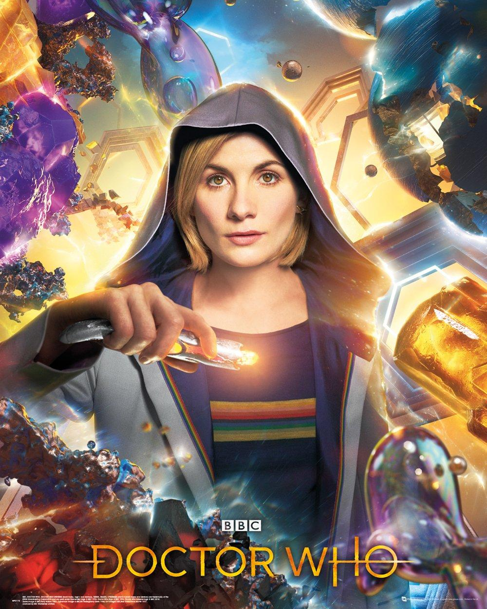 DOCTOR WHO - Mini Poster 40X50 - Universe Calling