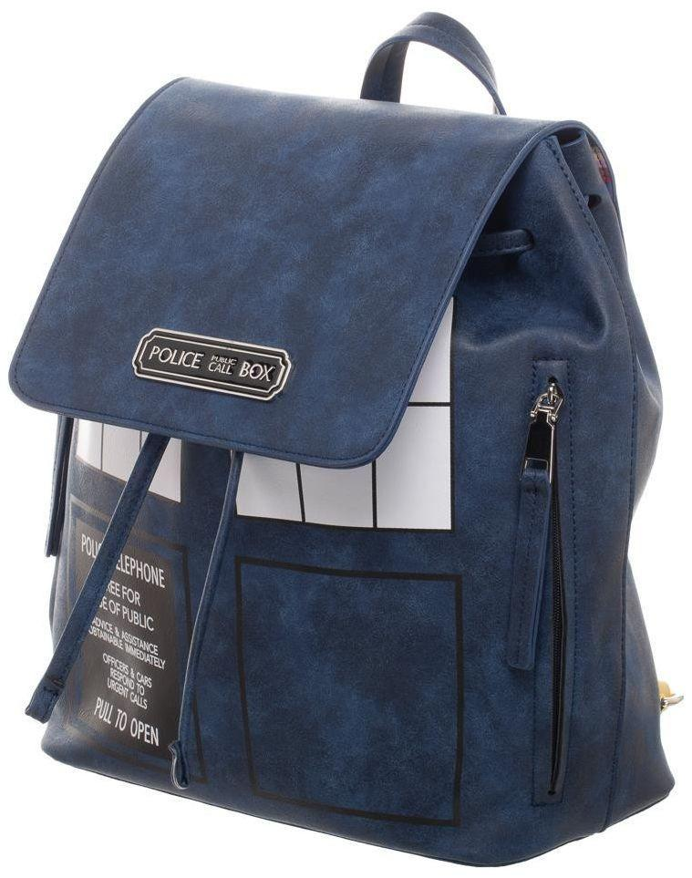 DOCTOR WHO - TARDIS Season 11 Mini Backpack