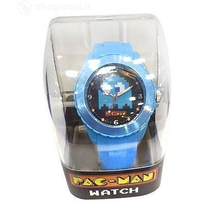 PAC-MAN - Montre Analogique - Bleu
