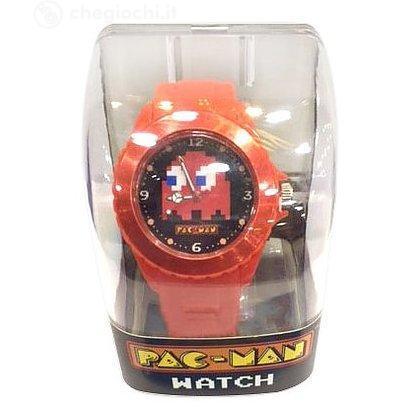 PAC-MAN - Montre Analogique - Rouge