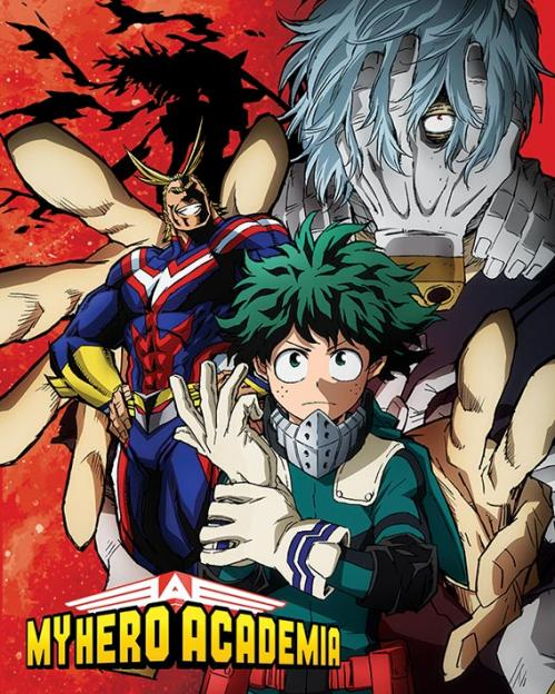 MY HERO ACADEMIA - Heroes Nemesis - Mini Poster 40x50cm