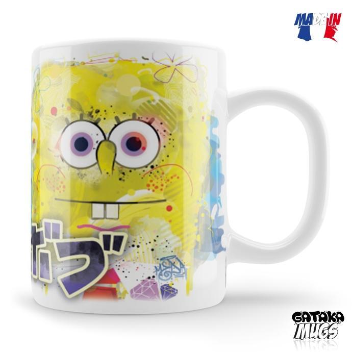 BOB L'EPONGE - Mug 325 ml - NekoBob