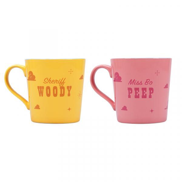 DISNEY - Mug Boxed Set of 2 - Toy Story woody & Bo Peep_2