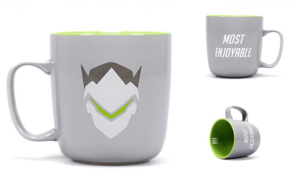 OVERWATCH - Mug Boxed 350ml - Genji