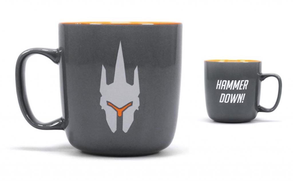 OVERWATCH - Mug Boxed 350ml - Reinhardt