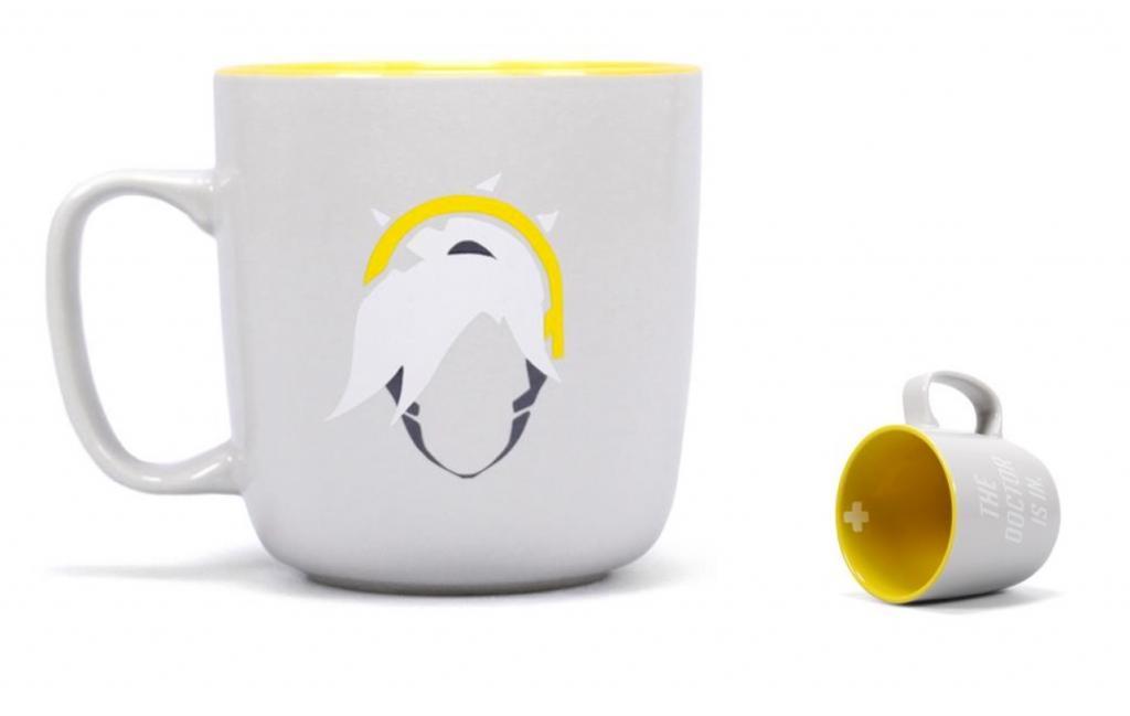 OVERWATCH - Mug Boxed 350ml - Mercy