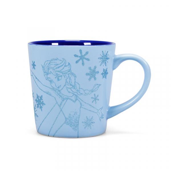 DISNEY - Tapered Mug - ELSA (Frozen / Snow Queen)