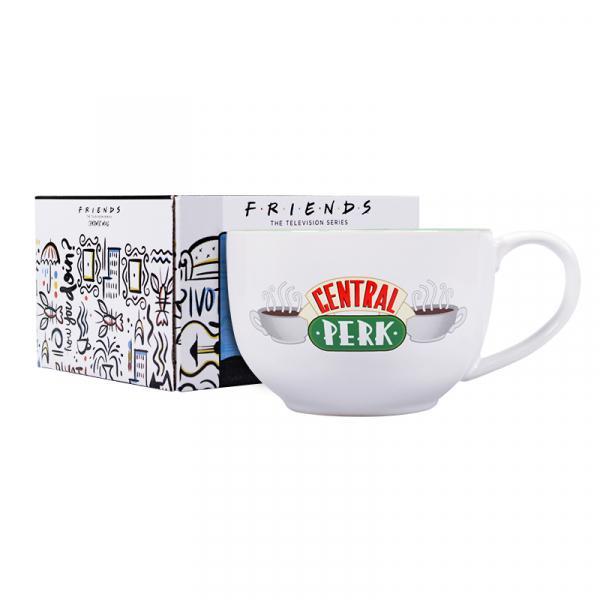 FRIENDS - Cappuccino Mug - Central Perk