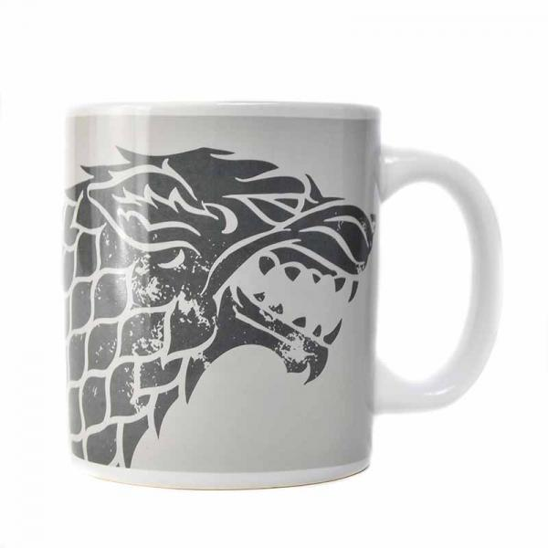GAME OF THRONES - Boxed Mug 350 ml - Stark