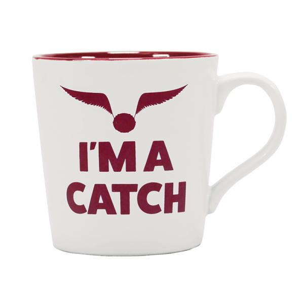 HARRY POTTER - Mug Boxed - Quidditch Catch