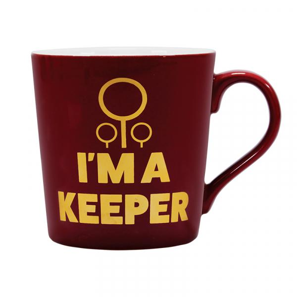 HARRY POTTER - Mug Boxed - Quidditch Keeper