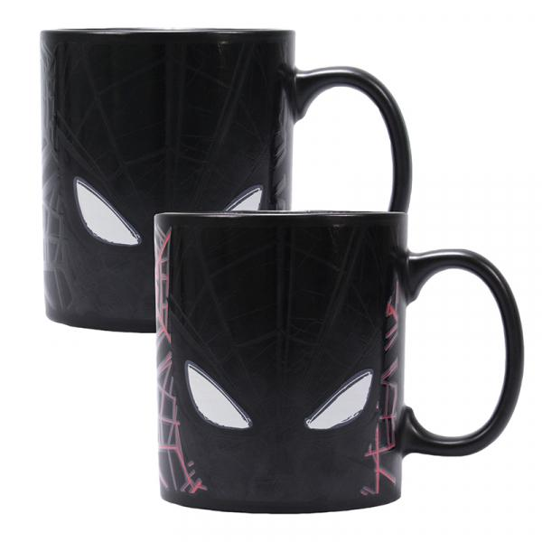 MARVEL - Mug Heat Changing - Spiderman