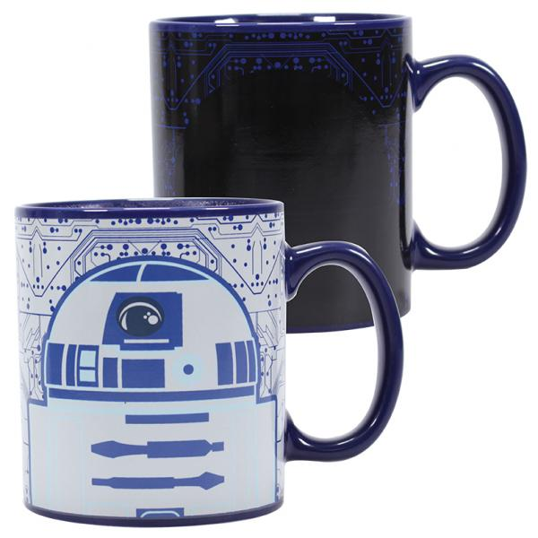 STAR WARS - Mug Heat Changing - R2D2