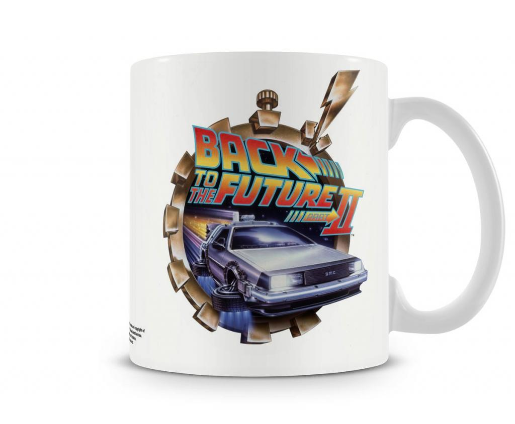BACK TO THE FUTURE - Mug - Part II