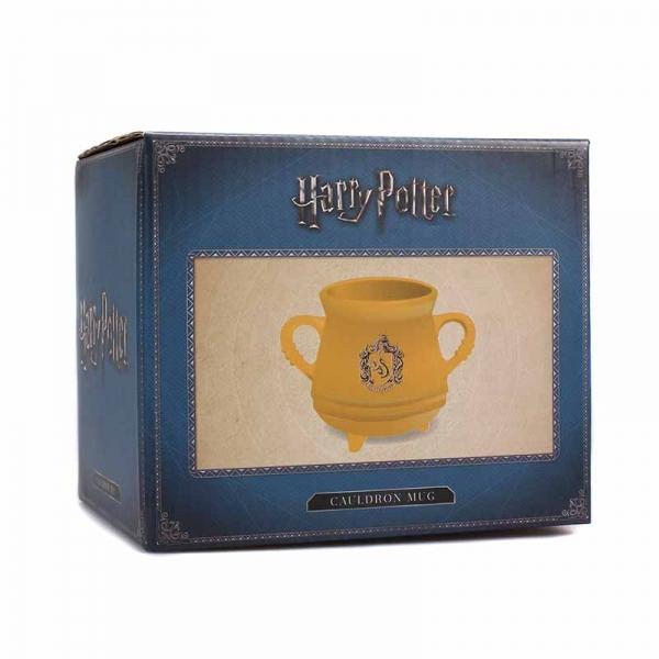 HARRY POTTER - Mug Cauldron 650ml - Hufflepuff_2