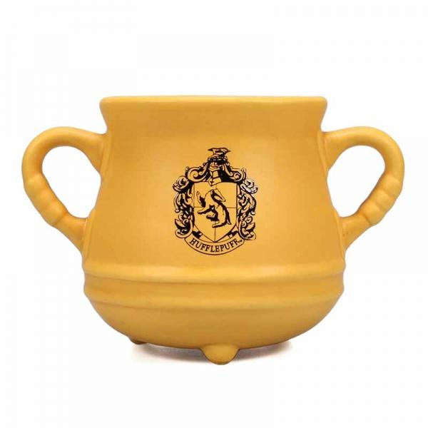 HARRY POTTER - Mug Cauldron 650ml - Hufflepuff_4