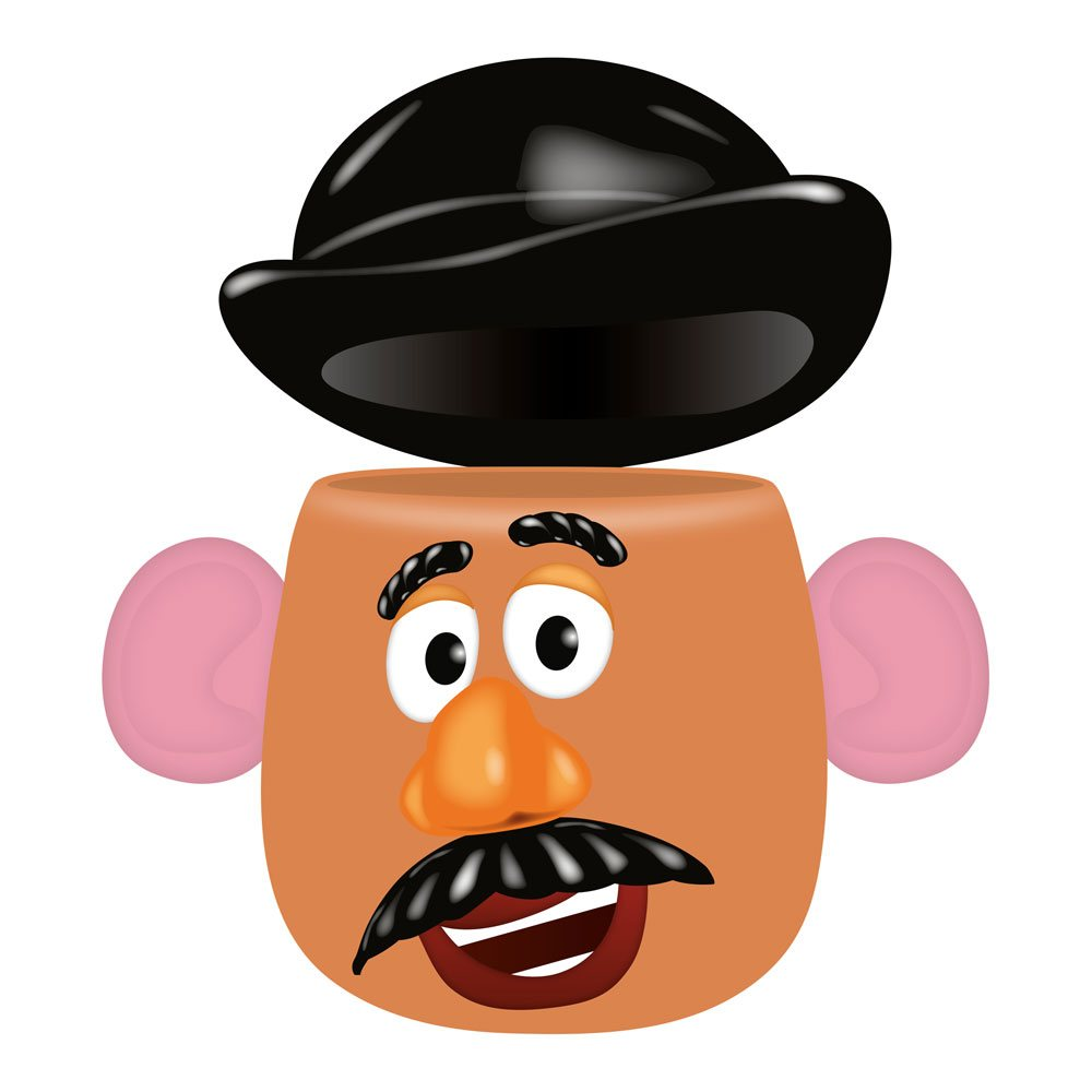 600ml Shaped Mug ShopforgeekDisney 3d Toy Story MrPotato qUzSMVLpG
