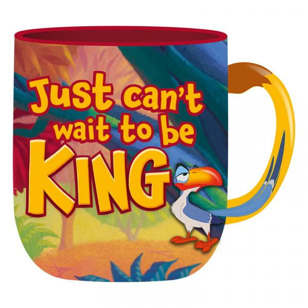 DISNEY - Le Roi Lion Simba - Mug 3D_2