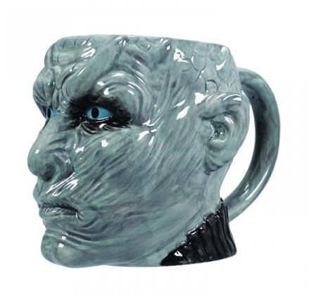 GAME OF THRONES - Shaped Mug 3D - White Walker