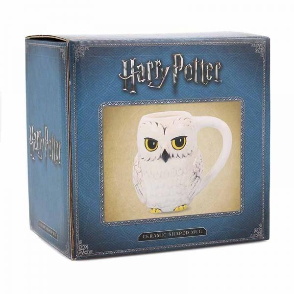 HARRY POTTER - Shaped Ceramic Mug 3D 425 ml - Hedwig_2