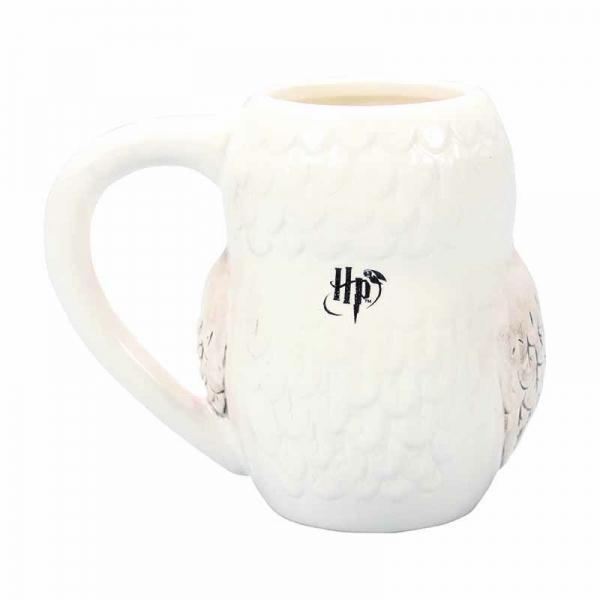 HARRY POTTER - Shaped Ceramic Mug 3D 425 ml - Hedwig_3